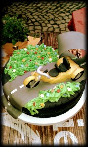 Trike-Piraten-Torte